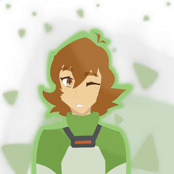 Pidge by ChaiCinno