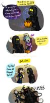 Happy Xur'O'Ween II by Dulcamarra