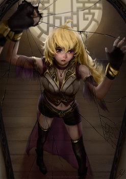 Yang - Mirror Mirror (another alternative outfit) by cheesewoo