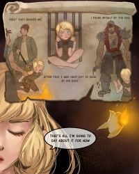 The Returned - League of legends - Issue 3 Pg2 by Caomha