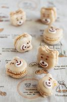 Bear Macarons by kupenska