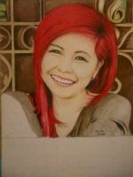 Yeng Constantino (Wip 5) by nielopena