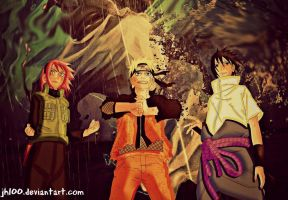 (Team Seven)  Finally! Back together by jh100
