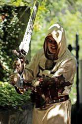 Warhammer Zealot/Fanatic (PAX PRIME 2014 Cosplay) by AetherAnvil