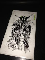 Spawn Iphone 5 by aestheticreations