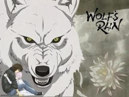 Wolf's Rain Wallpaper by StellaWerewolf
