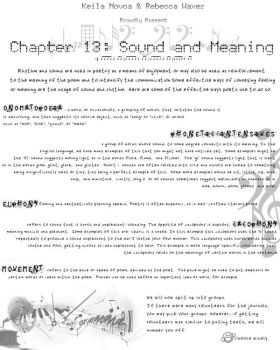 Chapter 13 Handout by oeillade