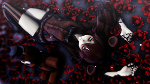 Bed of Roses by 0o-Emi-o0