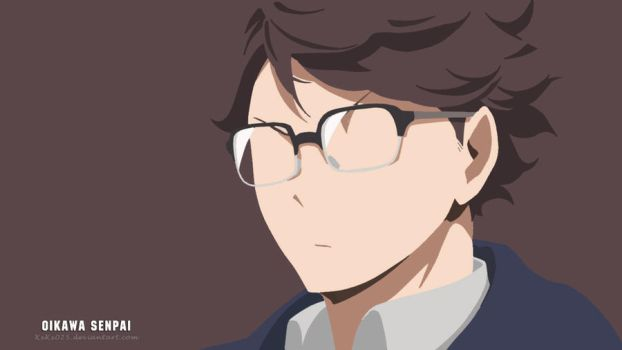 Oikawa vector by KxKx025
