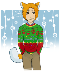 Christmas Sweater by arosyks