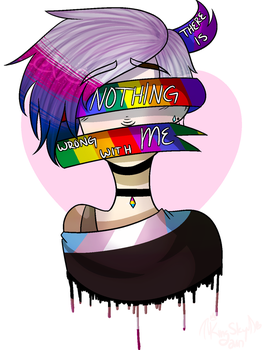 There Is NOTHING Wrong With Me by xXEnderDragonXx