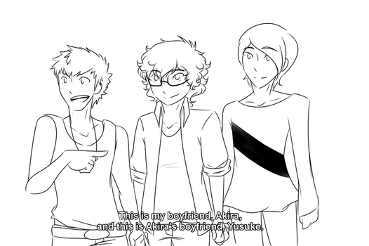 P5 - this was inevitable by StarXrossed