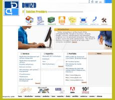Dwizd official website by opridai