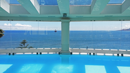 Pool View at Vina del Mar by marciordc