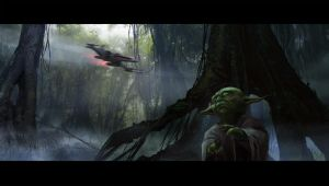 Luke's landing by polles