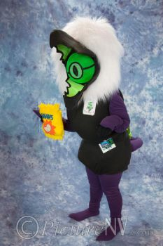 Centipeetle Cosplay - Full by NeitherSparky