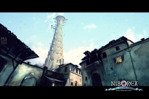 NIBOREA: Astral Tower by Prasa