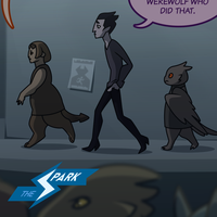 The Spark page 1 by L-James