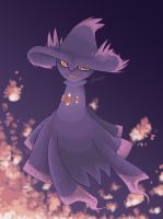 Mismagius ~ Pokemon