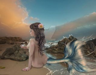 The Mermaid by concettasdesigns