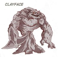 Batman: Clayface by JazylH