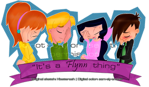 PnF - It's a Flynn thing... by sam-ely-ember