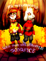 The Ultimate Sacrifice: Undertale [Updated] by SmasherlovesBunny500