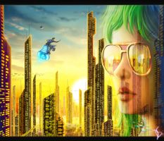 MEGACITY 01 by DIOSCUROS87