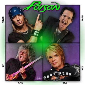Poison Mix Tape by PZNS