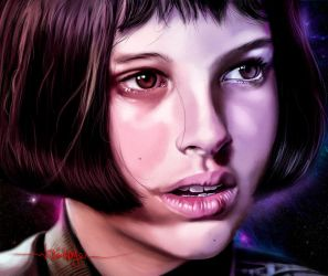 Mathilda - Leon The Professional by KevinMonje