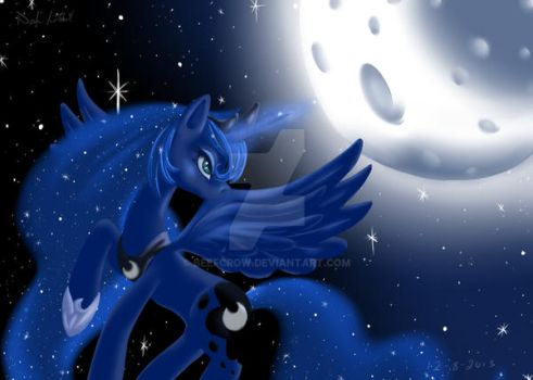 Princess of the Night by Beefcrow