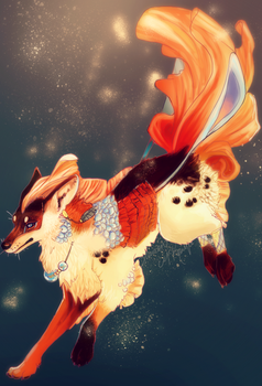 Foxfish Adoptable - CLOSED by revois