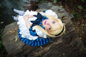 Anime Alice III by onedaricream