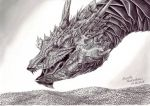 Smaug by Crystal-Firefly