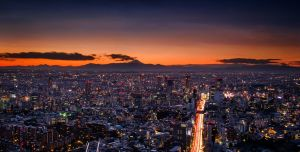 Tokyo by palmbook