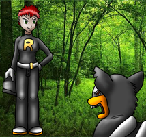 Team Rocket Grunt by PipeDreamNo20