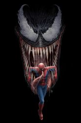 Venom Separation Anxiety by DougSirois