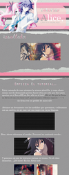 Tutorial: alice, can you hear me? by RanmaGirlSaotome