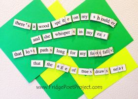 The Daily Magnet #305 by FridgePoetProject