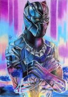 Black Panther by AyushSant
