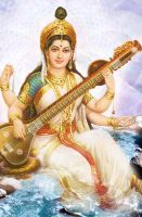 Saraswati by Valleysequence
