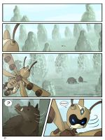 Page 000 - Trouble - Suzumega Medabot by AltairSky