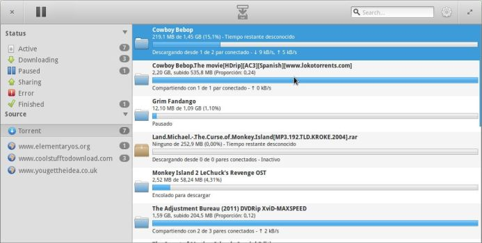 Elementary Unified Download Manager by wikeltxo