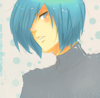MC : Persona 3 by Kite-Mitiko