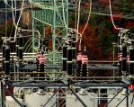 The electrical works of Tallulah Gorge by allsock