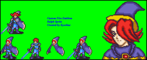 Ralph Sprites by kyoskue