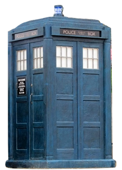 New Tardis by r3d80