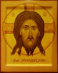 The Holy Mandylion by peregrin71
