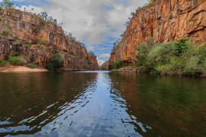 Katherine Gorge by TarJakArt
