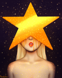 Gold Star by smarticles101